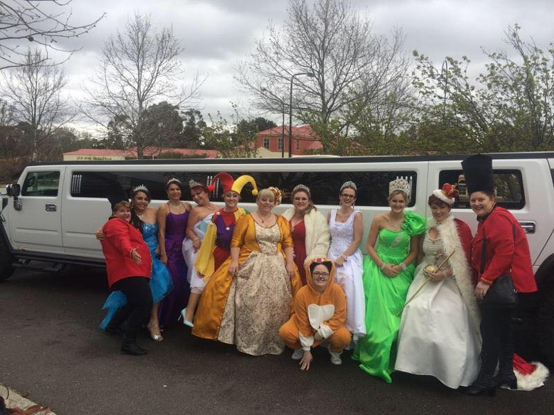 Party Hire | Canberra Hummer